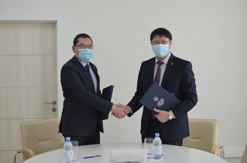 Подписан меморандум о взаимопонимании и сотрудничестве между ОО «КОПРЗ» и НАО «ФСМС»