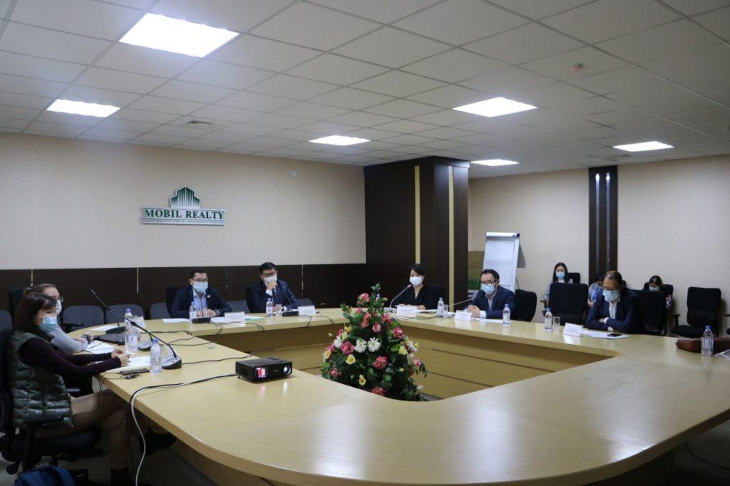 Состоялся круглый стол по обсуждению вопросов внедрения системы страхования профессиональной ответственности медицинских работников